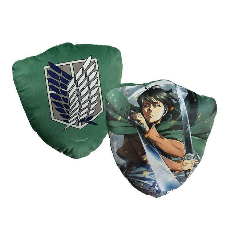 進擊的巨人-抱枕(造型)A款(里維)