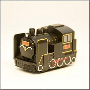 CK124蒸汽機車