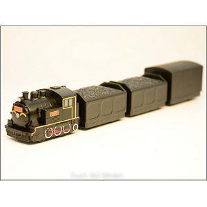 CK101煤車.篷車列車
