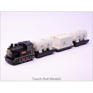 CK101水泥.油罐列車