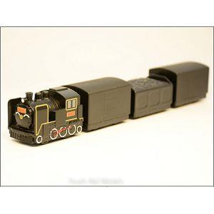 CK124煤車.篷車列車