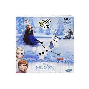 迪士尼冰雪奇緣破冰遊戲