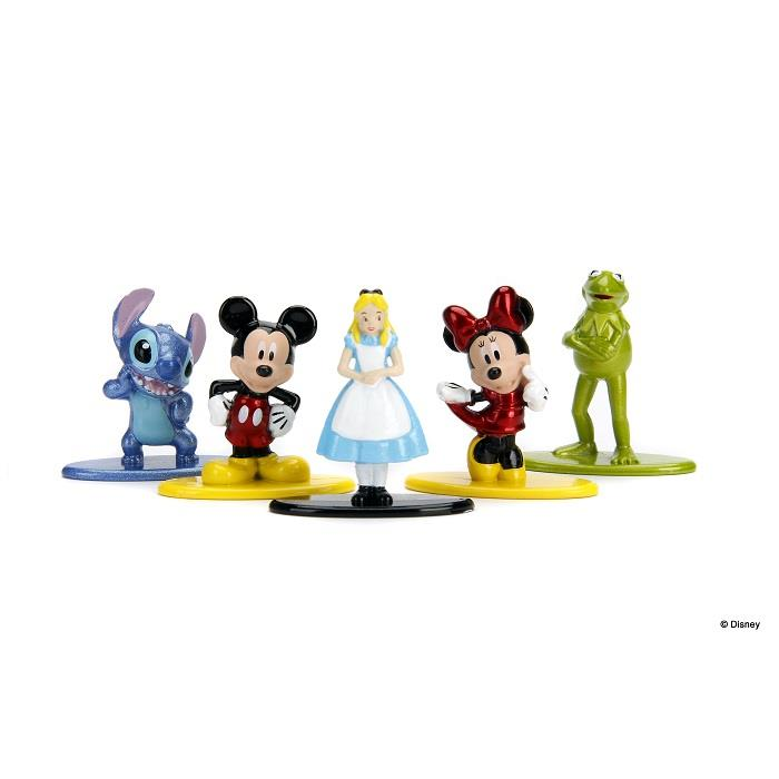 迪士尼1.65吋合金公仔-5款各1入-款1