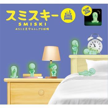 Smiski不可思議的夜光妖精 房間遊樂園(單入隨機)