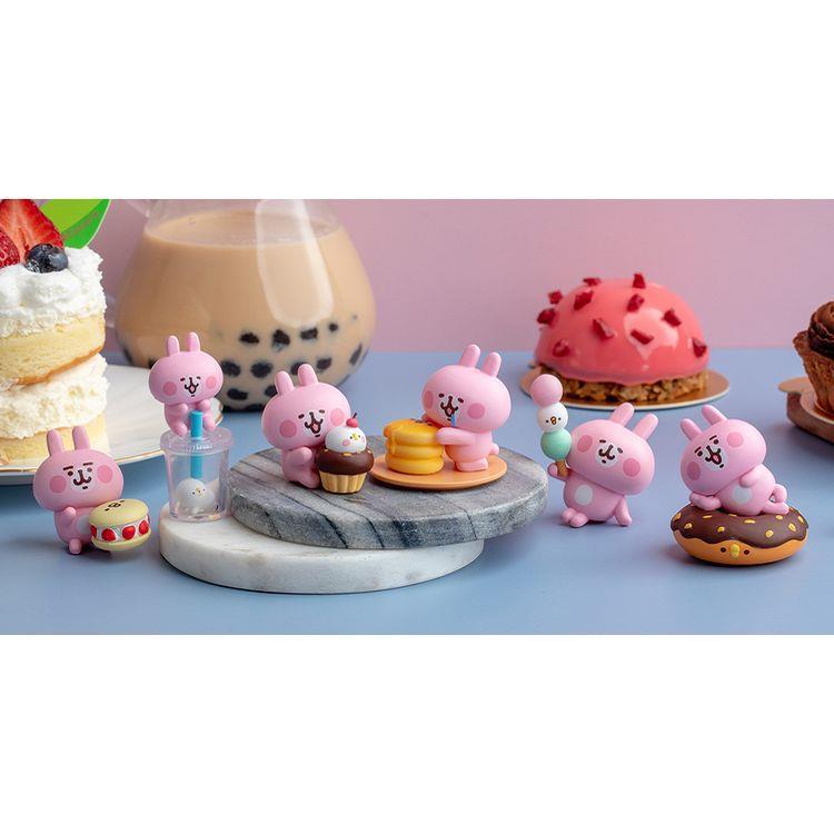 卡娜赫拉的小動物甜點時光-1套6入