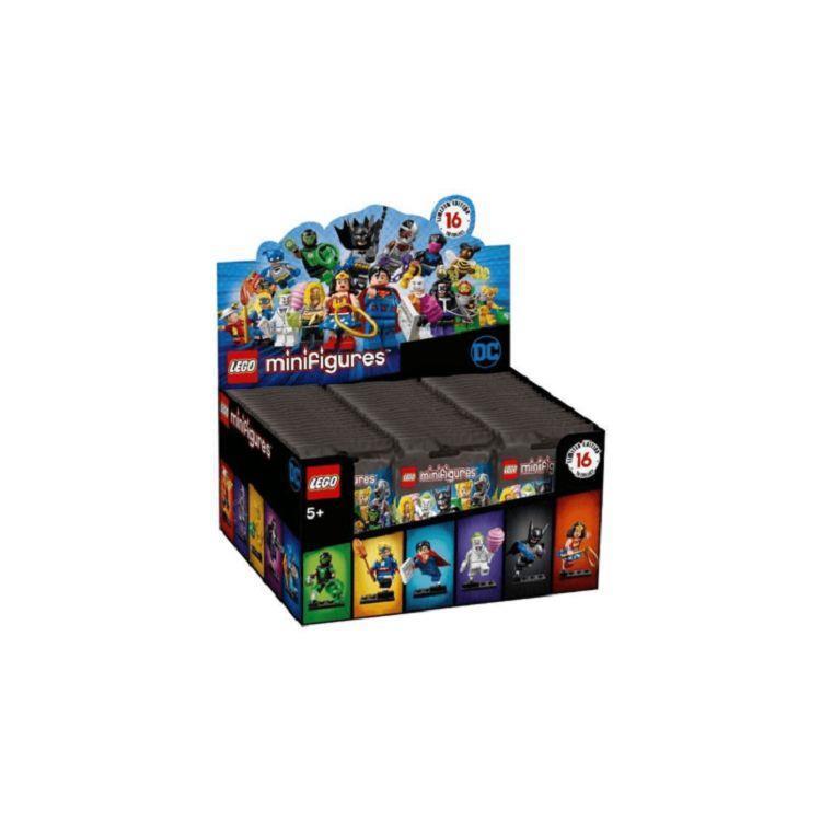 【LEGO】DC 超級英雄人偶抽抽包(一盒60包入)