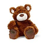 NICI 35cm布萊恩NICI熊坐姿玩偶