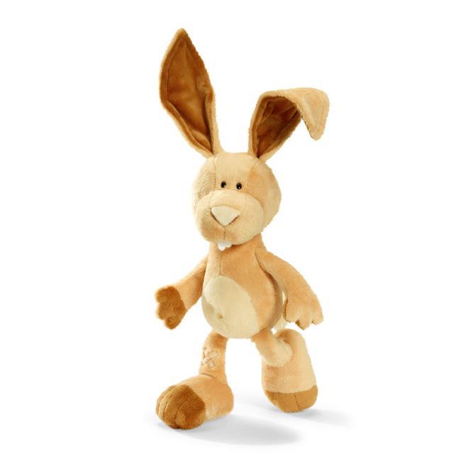 NICI 50cm歡樂兔坐姿玩偶
