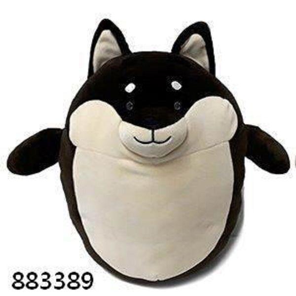 """10""""胖胖柴犬/黑"""