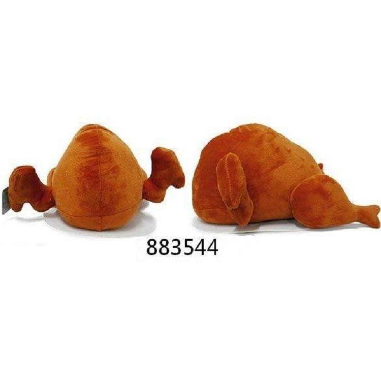 """12""""烤雞造型玩偶"""
