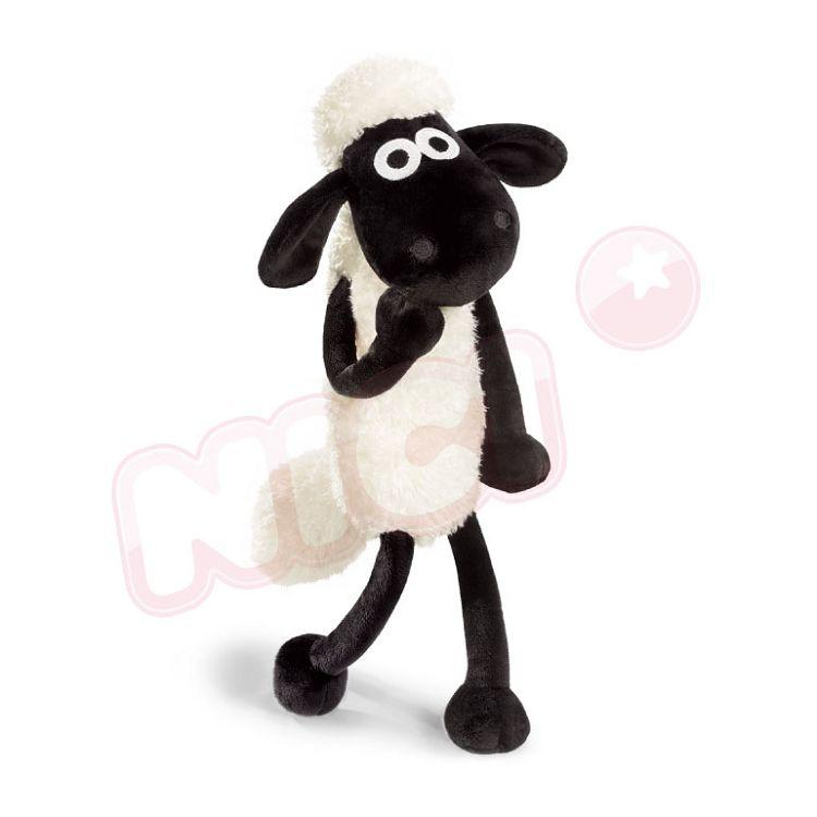 NICI-50cm笑笑羊站姿玩偶-尚恩