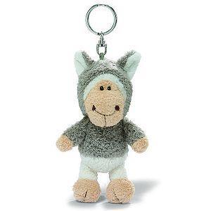 NICI 披狼皮的羊羅根鑰匙圈