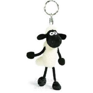 【NICI】笑笑羊鑰匙圈-尚恩