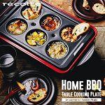 recolte 日本麗克特 Home BBQ電烤盤 專用多用途六格烤盤