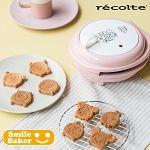 日本recolte Smlie baker微笑鬆餅機Disney Tsum Tsum系列