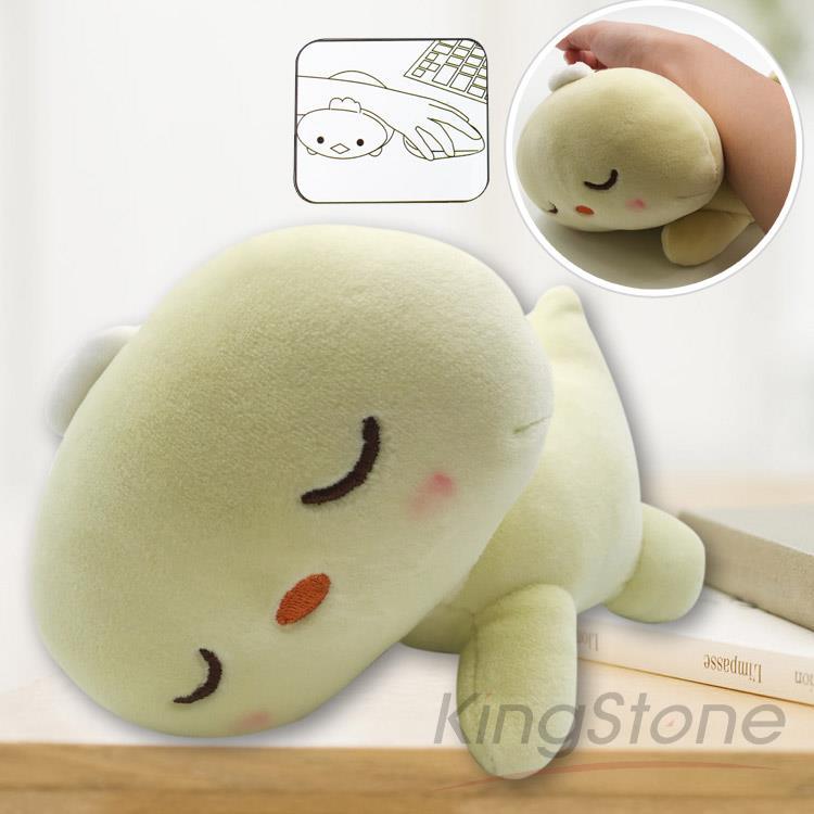 舒眠滑鼠護腕墊/小黃雞