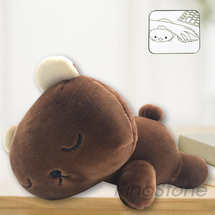 舒眠滑鼠護腕墊/小熊