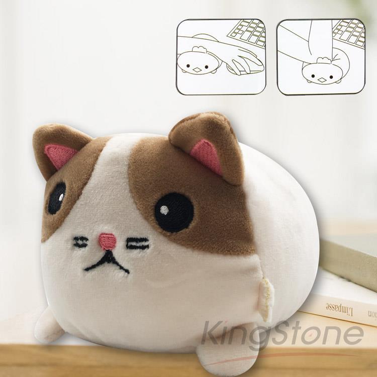 滑鼠護腕墊/貓咪