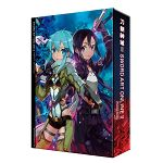 刀劍神域II DVD-幽靈子彈篇(4片裝)