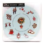 UK- 10993114   耶誕盒卡
