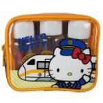 新太魯閣Kitty列車-盥洗組