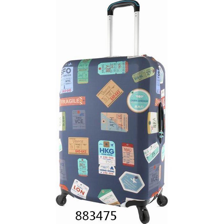 """行李箱保護套22""""~26""""/幸福旅程"""