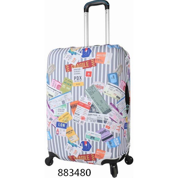 """行李箱保護套22""""~26""""/趣旅行"""