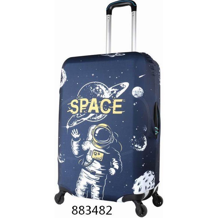 """行李箱保護套22""""~26""""/太空漫步"""