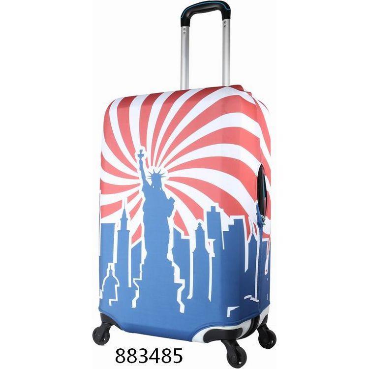 """行李箱保護套22""""~26""""/自由女神"""