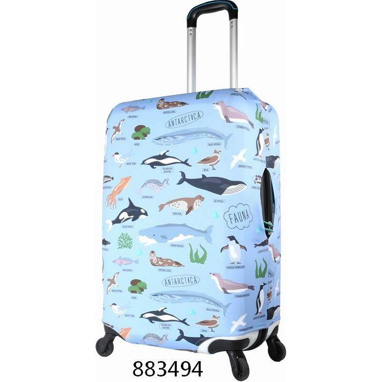 """行李箱保護套26""""~28""""/如魚得水"""