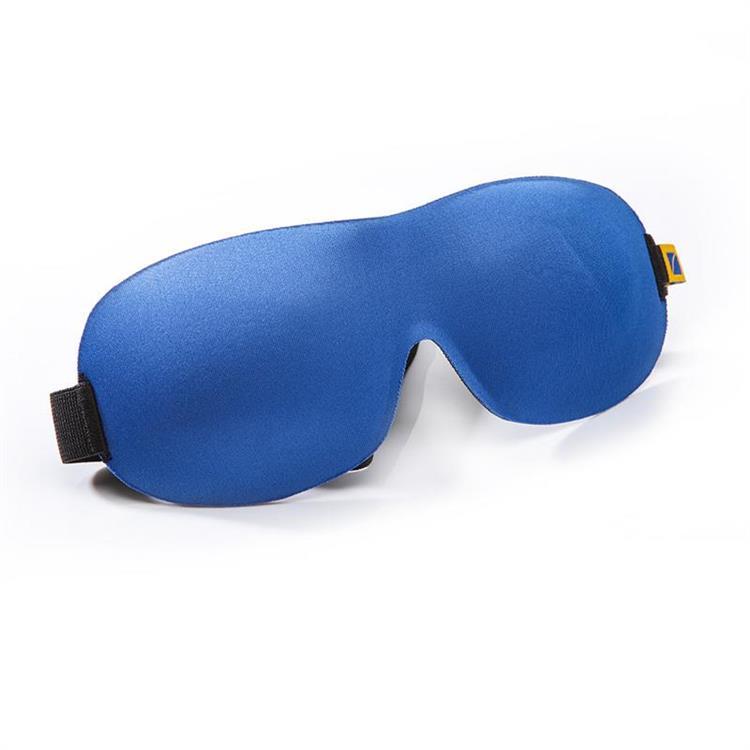 【Travel blue 英國藍旅】頂級眼罩 TB454
