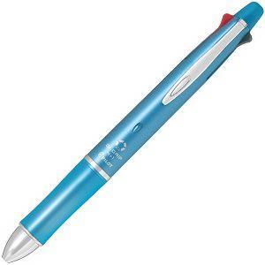 百樂健握4+1多功能筆-冰藍