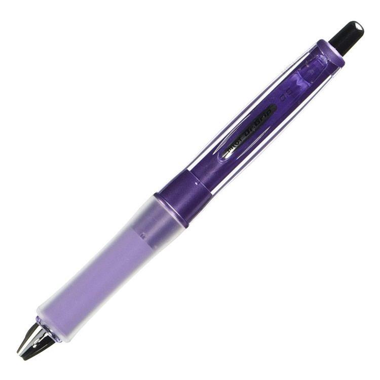 【PILOT】百樂G-SPEC輕油健握筆0.5-紫