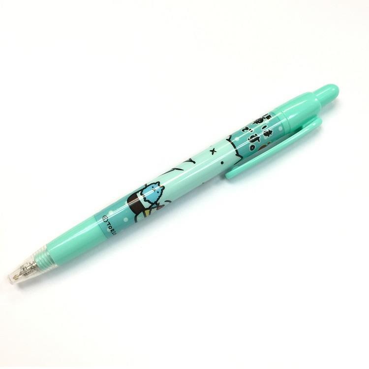 過激貓 流利中油筆