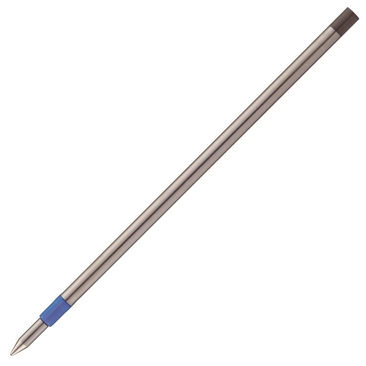 【uni】三菱三色摩樂鋼珠筆筆芯0.5-藍 URR103