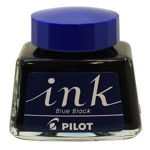 百樂鋼筆瓶裝墨水30ml-深藍