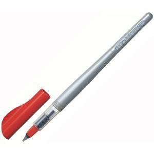 百樂藝術鋼筆(附1卡水)-紅1.5mm