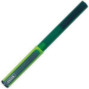 COLTE國民鋼筆組-綠EF(鋼筆+卡式墨水10色)
