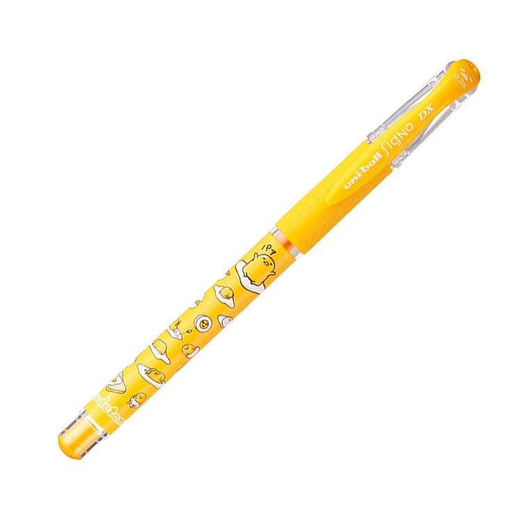 【UNI】 GU超細鋼珠筆0.38-黃(限量版)UM-181