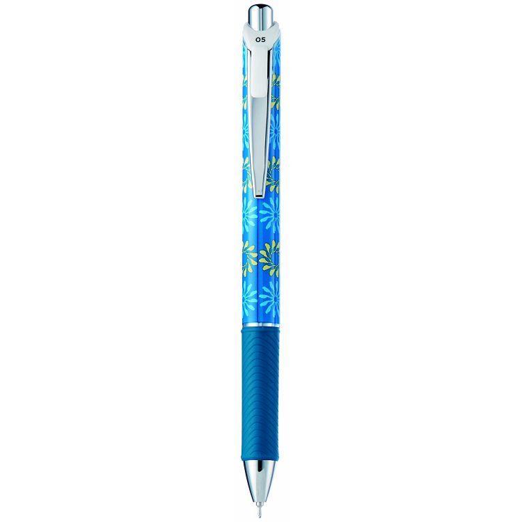 PENTEL 印花樂極速自動鋼珠筆0.5-烏秋圈圈桿 (限量版)