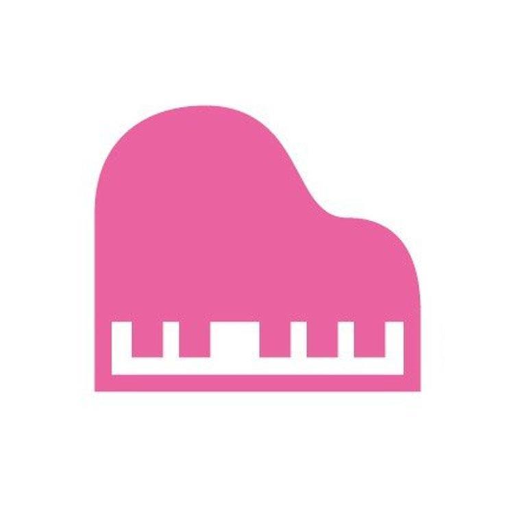 百樂魔擦印章39P-鋼琴