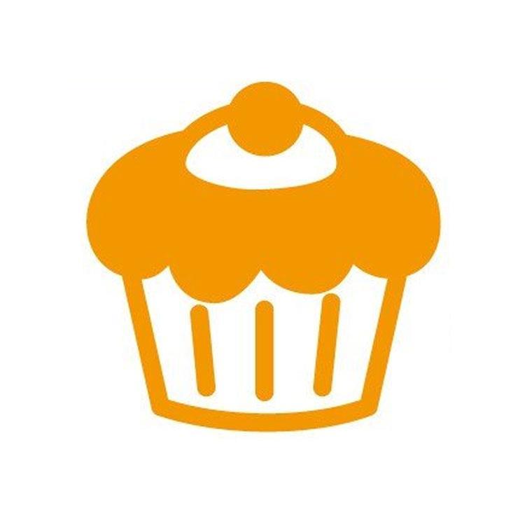 百樂魔擦印章56AO-蛋糕