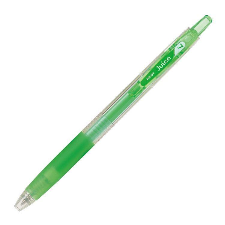 PILOT百樂果汁筆0.7-螢光綠