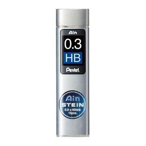 Pentel C273自動鉛筆芯0.3-HB