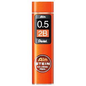 Pentel C275自動鉛筆芯0.5-2B