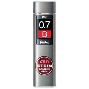 Pentel C277自動鉛筆芯0.7-B