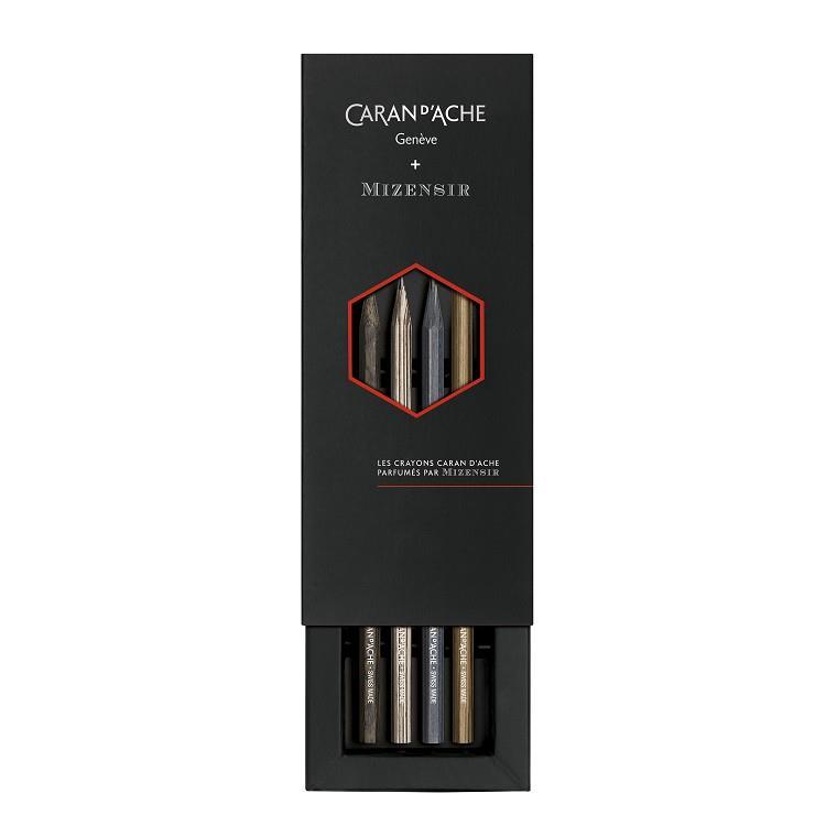 CARAN d`ACHE 香氛鉛筆組(限量版)