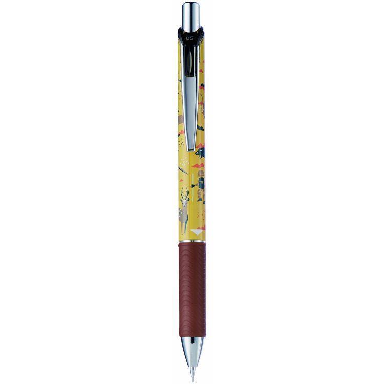PENTEL 印花樂自動鉛筆0.5-山中健行桿 (限量版)