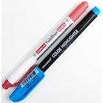 【利百代】DONG-A雙頭柔色螢光筆促銷包-紅(限量版)
