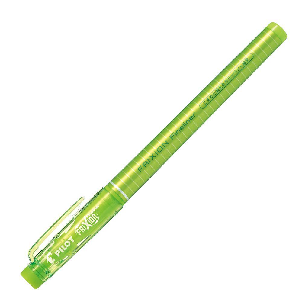 百樂魔擦極細彩色筆-淺綠 (日本版限量)